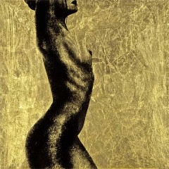 sarah-scotchman-une-bombe-no.1-gold-art-nude-figuritive-metal-leaf-limited-edition-print-silkscreen
