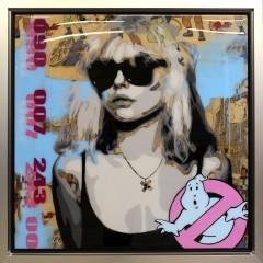 Debbie Harry-Eighties Art-Ghost Busters-Urban-Pop-Art-Essex