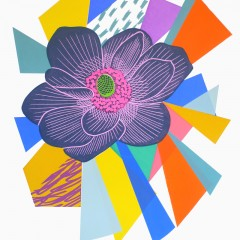turner-barnes-gallery-kate-heiss-floral-art-prints-anemone-purple-pink-blue-yellow