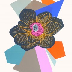 turner-barnes-gallery-kate-heiss-floral-art-prints-anemone-blue-orange