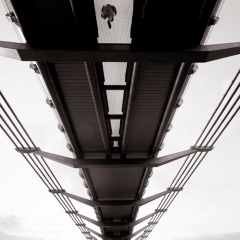 james-sparshatt-new-millenium-art-photography-bridge-photo-black-white-architecture