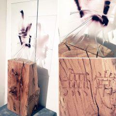 Gavin Mitchell-Impermanence-sculpture-art-mixed-media-original