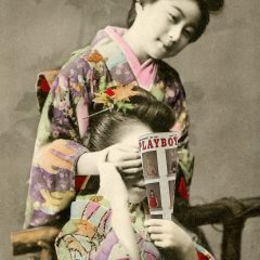 gavin-mitchell-no-peeking-east-meets-west-limited-edition-art-print-japan-japanese-traditional-playboy-kimono