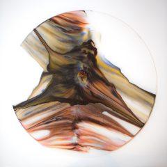 Jake-Oliver-Fishman-Inside-abstract-art-ink-acrylic-colours-original-circular-circle