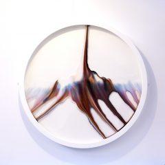 Jake-Oliver-Fishman-One-to-Many-ink-acrylic-original-art-circle-circular-abstract