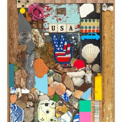 sir-peter-blake-collage-limited-edition-usa-series-stone-and-shells
