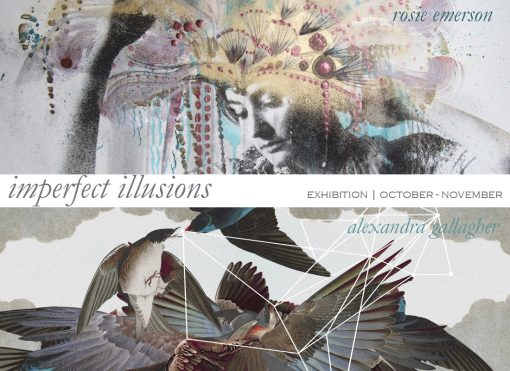 exhibition details for Rosie Emerson & Alexandra Gallagher