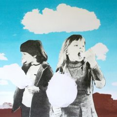 Joe Webb Limited Edition print of The Cloud Eaters