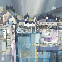 Gillian McDonald Limited Edition print of Fishing Village II