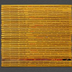 Mark Vessey Limited Edition Photograph National Geographic