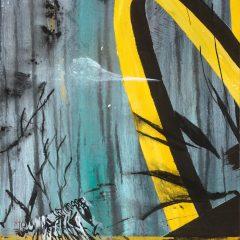 Dan Baldwin Original Acrylic Painting on Linen Climate