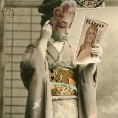 Gavin Mitchell East Meets West Limited Edition Print Geisha Girls The Desire To Please