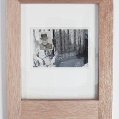 Gavin Mitchell Original Collage Photograph Stamp Different Persona I