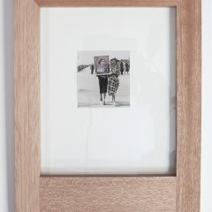Gavin Mitchell Original Collage Photograph Stamp Different Persona VII