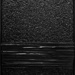 James Rawson Mixed Media on Board with Charcoal Untitled 3