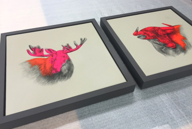 Picture Framers Louise Mcnaught Interior angle Essex, Chelmsford, Brentwood, Shenfield, Leigh-on-Sea, Southend