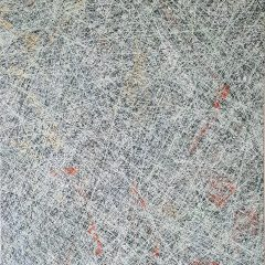 Mixed media abstract original on canvas