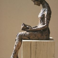 Limited edition bronze sculpture